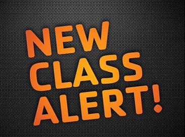New-Class-Alert